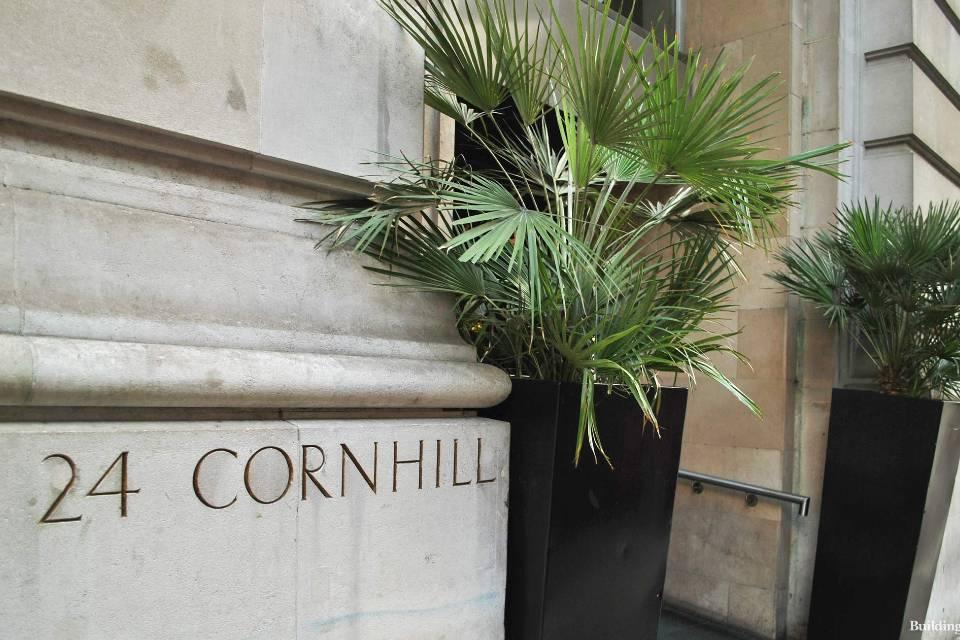 Meritcape Ltd – 24 Cornhill, London