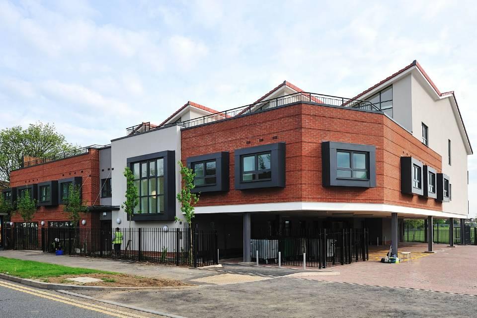 Honeywell Building Solutions – Ruislip Manor Library